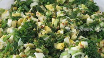 Bıldırcın Yumurtası Salatası Tarifi – Bıldırcın Yumurtası Salatası Nasıl Yapılır?