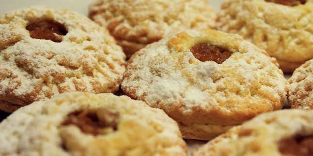 Elmalı Kurabiye Tarifi – Elmalı Kurabiye Nasıl Yapılır?