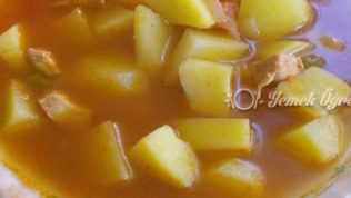 Tavuklu Patates Yemeği Tarifi – Tavuklu Patates Yemeği Nasıl Yapılır?