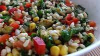 Buğday Salatası Tarifi – Buğday Salatası Nasıl Yapılır?