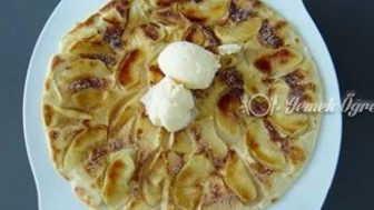Elmalı Omlet Tarifi – Elmalı Omlet Nasıl Yapılır?