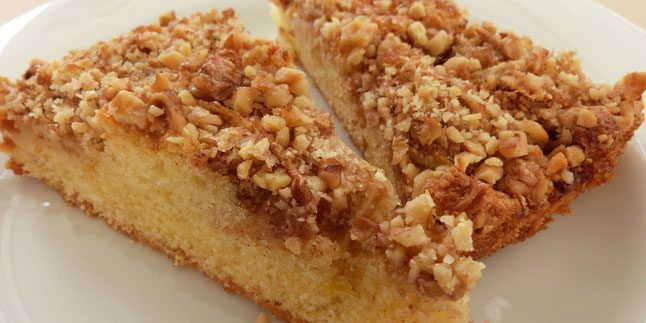 Elmalı Tarçınlı Kek Tarifi – Elmalı Tarçınlı Kek Nasıl Yapılır?