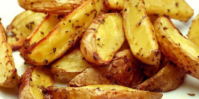 Fırında Patates Kızartması Tarifi – Fırında Patates Kızartması Nasıl Yapılır?