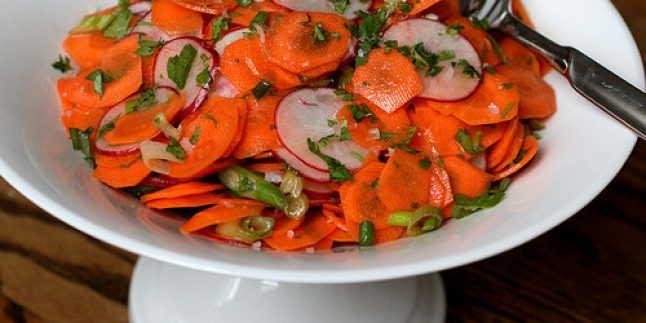 Havuçlu Turp Salatası Tarifi – Havuçlu Turp Salatası Nasıl Yapılır?