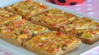 Kahvaltılık Ekmek Tarifi – Kahvaltılık Ekmek Nasıl Yapılır?