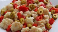 Karnabahar Salatası Tarifi – Karnabahar Salatası Nasıl Yapılır?