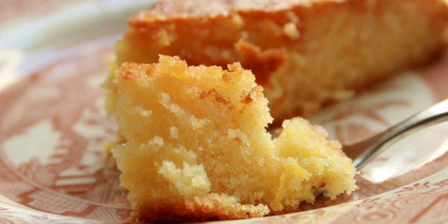 Limonlu Islak Kek Tarifi – Limonlu Islak Kek Nasıl Yapılır?