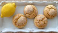 Limonlu Kurabiye Tarifi – Limonlu Kurabiye Nasıl Yapılır?