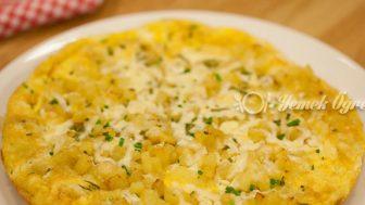 Patatesli Omlet Tarifi – Patatesli Omlet Nasıl Yapılır?