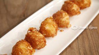 Peynir Köftesi Tarifi – Peynir Köftesi Nasıl Yapılır?