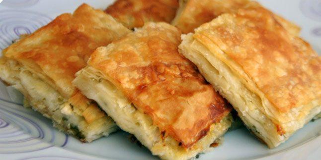 Peynirli Börek Tarifi – Peynirli Börek Nasıl Yapılır?