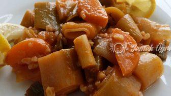 Pırasa Yemeği Tarifi – Pırasa Yemeği Nasıl Yapılır?