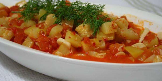Pirinçli Kabak Yemeği Tarifi – Pirinçli Kabak Yemeği Nasıl Yapılır?