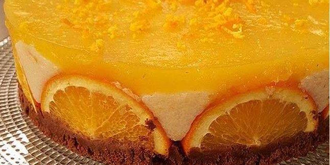 Portakallı Tatlı Tarifi – Portakallı Tatlı Nasıl Yapılır?