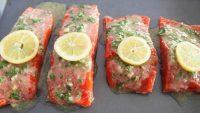 Fırında Somon Balığı Tarifi – Fırında Somon Balığı Nasıl Yapılır?