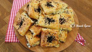 Sütlü Peynirli Börek Tarifi – Sütlü Peynirli Börek Nasıl Yapılır?