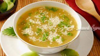 Yeşil Domates Çorbası Tarifi – Yeşil Domates Çorbası Nasıl Yapılır?