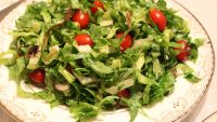 Yeşil Salata Tarifi – Yeşil Salata Nasıl Yapılır?