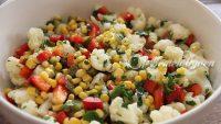 Brokolili Karnabahar Salatası Tarifi – Brokolili Karnabahar Salatası Nasıl Yapılır?