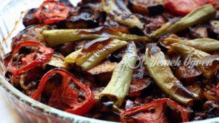 Fırında Patlıcan Kebabı Tarifi – Fırında Patlıcan Kebabı Nasıl Yapılır?
