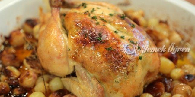 Fırında Tavuk Tarifi – Fırında Tavuk Nasıl Yapılır?