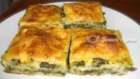 Ispanak Böreği Tarifi – Ispanak Böreği Nasıl Yapılır?