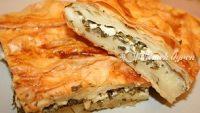 Ispanaklı ve Peynirli Börek Tarifi – Ispanaklı ve Peynirli Börek Nasıl Yapılır?