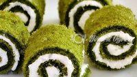 Ispanaklı Lokum Kek Tarifi – Ispanaklı Lokum Kek Nasıl Yapılır?