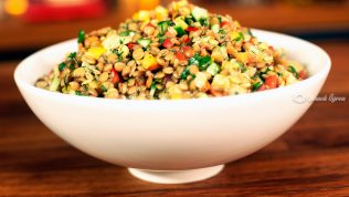 Yeşil Mercimek Salatası Tarifi – Yeşil Mercimek Salatası Nasıl Yapılır?