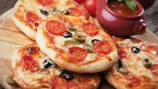 Mini Pizza Tarifi – Mini Pizza Nasıl Yapılır?
