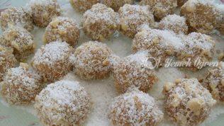 Elmalı Muzlu Toplar Tarifi – Elmalı Muzlu Toplar Nasıl Yapılır?