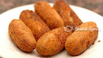 Patates Köftesi Tarifi – Patates Köftesi Nasıl Yapılır?