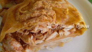 Yufkalı Tavuk Sarma Tarifi – Yufkalı Tavuk Sarma Nasıl Yapılır?