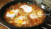 Yumurtalı Kıyma Tarifi – Yumurtalı Kıyma Nasıl Yapılır?
