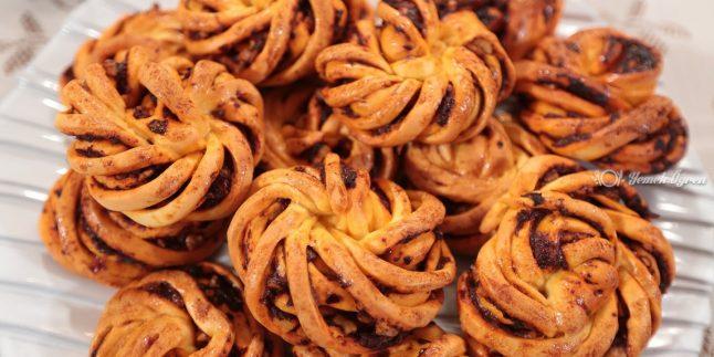 Çemenli Yumak Poğaça Tarifi – Çemenli Yumak Poğaçası Nasıl Yapılır?