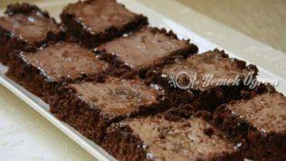 Elmalı Kakaolu Kek Tarifi – Elmalı Kakaolu Kek Nasıl Yapılır?