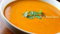 Kabak Çorbası Tarifi – Kabak Çorbası Nasıl Yapılır?