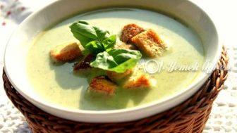 Kremalı Brokoli  Çorbası Tarifi – Kremalı Brokoli Çorbası Nasıl Yapılır?