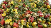 Mantı Salatası Tarifi – Mantı Salatası Nasıl Yapılır?