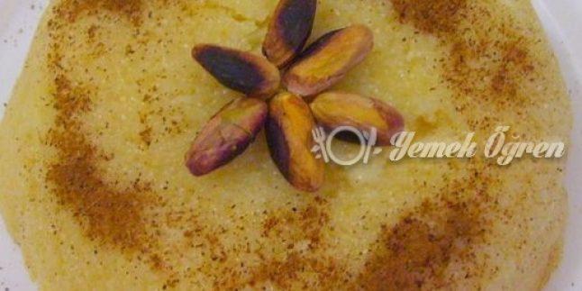 Peynirli İrmik Helvası Tarifi – Peynirli İrmik Helvası Nasıl Yapılır?