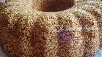 Tahinli Kek Tarifi – Tahinli Kek Nasıl Yapılır?