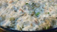 Yoğurtlu Arpa Şehriye Salatası Tarifi – Yoğurtlu Arpa Şehriye Salatası Nasıl Yapılır?