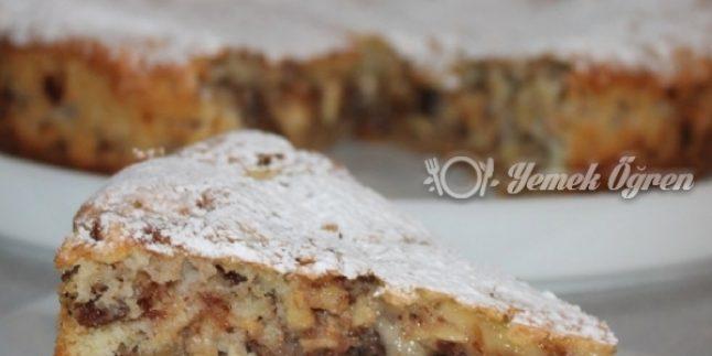 Elmalı Pasta Tarifi – Elmalı Pasta Nasıl Yapılır?