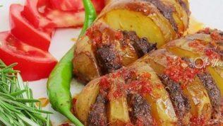 Fırında Kıymalı Patates Tarifi – Fırında Kıymalı Patates Nasıl Yapılır?