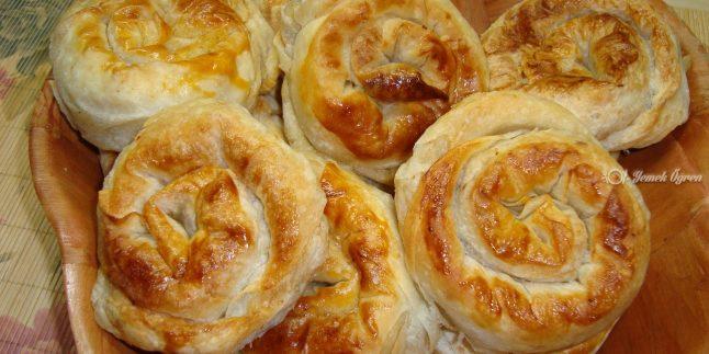 Gül Börek Tarifi – Gül Börek Nasıl Yapılır?