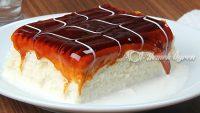 Karamelli Şekerpare Tarifi – Karamelli Şekerpare Nasıl Yapılır?