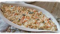 Havuçlu Yoğurtlu Kuskus Salatası Tarifi – Havuçlu Yoğurtlu Kuskus Salatası Nasıl Yapılır?