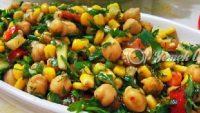 Nohut Salatası Tarifi – Nohut Salatası Nasıl Yapılır?