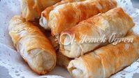 Mantarlı Sütlü Börek Tarifi – Mantarlı Sütlü Börek Nasıl Yapılır?