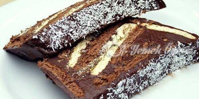 Bisküvili Yaş Pasta Tarifi – Bisküvili Yaş Pasta Nasıl Yapılır?